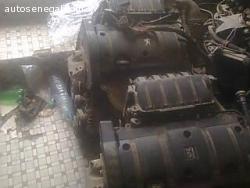 moteur+boit peugeot 307