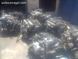 moteur et des pieces auto